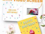 Happy Birthday Ke Liye Card Amazon Com Unique Birthday Card with Video Screen