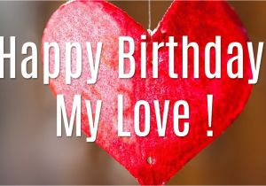 Happy Birthday Love Card with Name Happy Birthday My Love Birthday Cards and Wishes