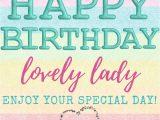 Happy Birthday Lovely Lady Card 761 Best Birthday Wishes Images Birthday Wishes Happy
