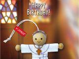 Happy Birthday Mama Ji Card Himmlisch Vatikan Papst Herzlichengluckwunsch Geburtstag
