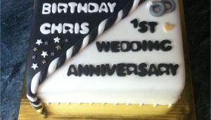 Happy Birthday Name Edit Card Joint Birthday Anniversary Cake Anniversary Cake Happy