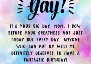 Happy Birthday Quotes to Write On Card 38 Beautiful Birthday Cards for Mom