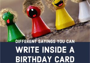 Happy Birthday Quotes to Write On Card 70 Different Sayings You Can Write In A Birthday Card