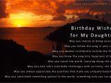 Happy Birthday Step Daughter Greeting Card Birthday Wishes for My Daughter Birthday Wishes for Myself