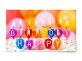 Happy Birthday Stickers for Card Making Happy Birthday Rectangular Sticker Zazzle Com with Images