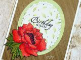 Happy Birthday Stickers for Card Making Pin On Cards Simon Says Stamps Delicate Flowers