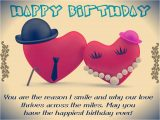Happy Birthday to Husband Card Happy Birthday Wishes for Boyfriend Images Messages and