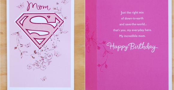 Happy Birthday to Mom Card Mothers Birthday Cards with Images Funny Mom Birthday