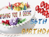 Happy Birthday Wishes Write Name On Card Wishing You A Great 56 Th Birthday 25th Birthday Wishes