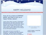 Happy Holidays Email Template Free and Premium Christmas HTML Email Newsletter Templates