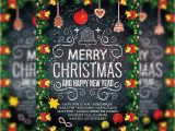 Happy Holidays Flyer Template Free Happy Holidays Premium Flyer Template Exclsiveflyer