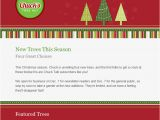 Happy Holidays HTML Email Template Happy Holidays Email Templates for New Year 2013