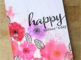 Happy Mothers Day Diy Card Occasional Crafting An Early Mother S Day Card