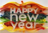 Happy New Year Creative Card Diy Happy New Year Cards – Creative Ideas for Seasonal