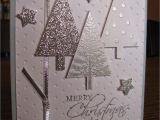 Happy New Year Greeting Card Handmade Trim the Tree Homemade Christmas Cards Christmas Tree Cards