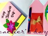 Happy Teachers Day Card Handmade Pin by Ainjlla Berry On Greeting Cards for Teachers Day