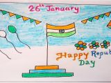 Happy Teachers Day Card Kaise Banaya Jata Hai How to Draw Republic Day Easy for Kids Easy India Flag Drawing