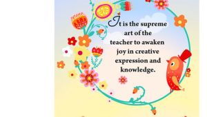 Happy Teachers Day Greeting Card with Name Happy Teacher Day Greeting Card
