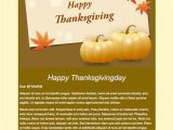 Happy Thanksgiving Email Templates Free HTML Email Template Gallery Zoho Campaigns