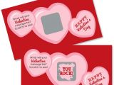 Happy Valentine Day Card with Name Amazon Com Conversation Hearts Scratch Off Valentine S