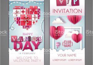 Happy Valentine Day Card with Name Glucklich Valentinstag Einladung Design Mit Liebe Herzen