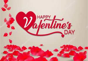 Happy Valentine Day Card with Name Hand Sketched Happy Valentine Day Text Valentine Day