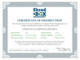 Hard Drive Certificate Of Destruction Template Hard Drive Certificate Of Destruction Template