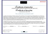 Hard Drive Certificate Of Destruction Template Hard Drive Destruction for Copier Mfp Printers