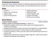 Hardware Engineer Resume Computer Hardware Engineer Objectives Resume Objective