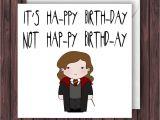 Harry Potter Happy Birthday Card Printable Pin On Harry Potter