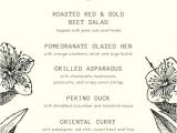 Hawaiian Menu Template Hawaiian Menu Template Traguspiercing Info