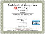 Hazmat Training Certificate Template Hazwoper 40 Hr 1605514