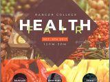 Health and Wellness Fair Flyer Template Health Fair Flyer Template 2 by Seraphimchris Graphicriver