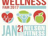 Health and Wellness Fair Flyer Template Mwr Health and Wellness Fair fort Gordon Family and Mwr