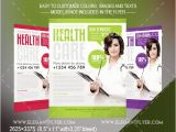 Health Care Flyer Template Free Free Health Care Flyer Template by Elegantflyer