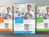Health Care Flyer Template Free Health Care Flyer Template Flyer Templates Creative Market