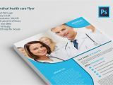 Health Care Flyer Template Free Medical Health Care Flyer Flyer Templates Creative Market