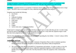 Healthcare Business Continuity Plan Template Business Continuity Plan Examples Business Plan Template