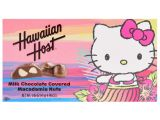Hello Kitty Thank You Card Hawaiian Host Hello Kitty Milk Chocolate Covered Macadamia