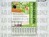 Herbalife Flyer Template Custom Print Ready Herbalife Contact Flyer Herbalife