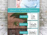 Herbalife Flyer Template Custom Print Ready Herbalife Skin Flyer by