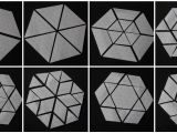 Hexagon Templates for English Paper Piecing Lily 39 S Quilts Hexalong Templates
