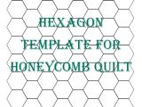 Hexagon Templates for Quilting Free Maryjanesfarm Recipes Patterns Instructions