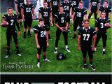 High School Football Program Template Foldable Booklet Template Free Template Design