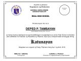 High School Graduation Certificate Template High School Diploma Template Tryprodermagenix org