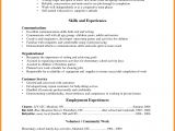 High School Student Resume Objective 5 Cv Template for High School Students theorynpractice