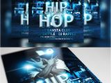 Hip Hop Party Flyer Templates Hip Hop Party Flyer Template Psdbucket Com