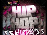 Hip Hop Party Flyer Templates top 10 Best Hip Hop Psd Flyer Templates