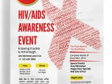Hiv Brochure Template Hiv Aids Brochure Templates Hiv and Aids Awareness Flyer