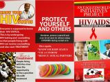 Hiv Brochure Template Hiv Aids Brochure Templates the Best Templates Collection